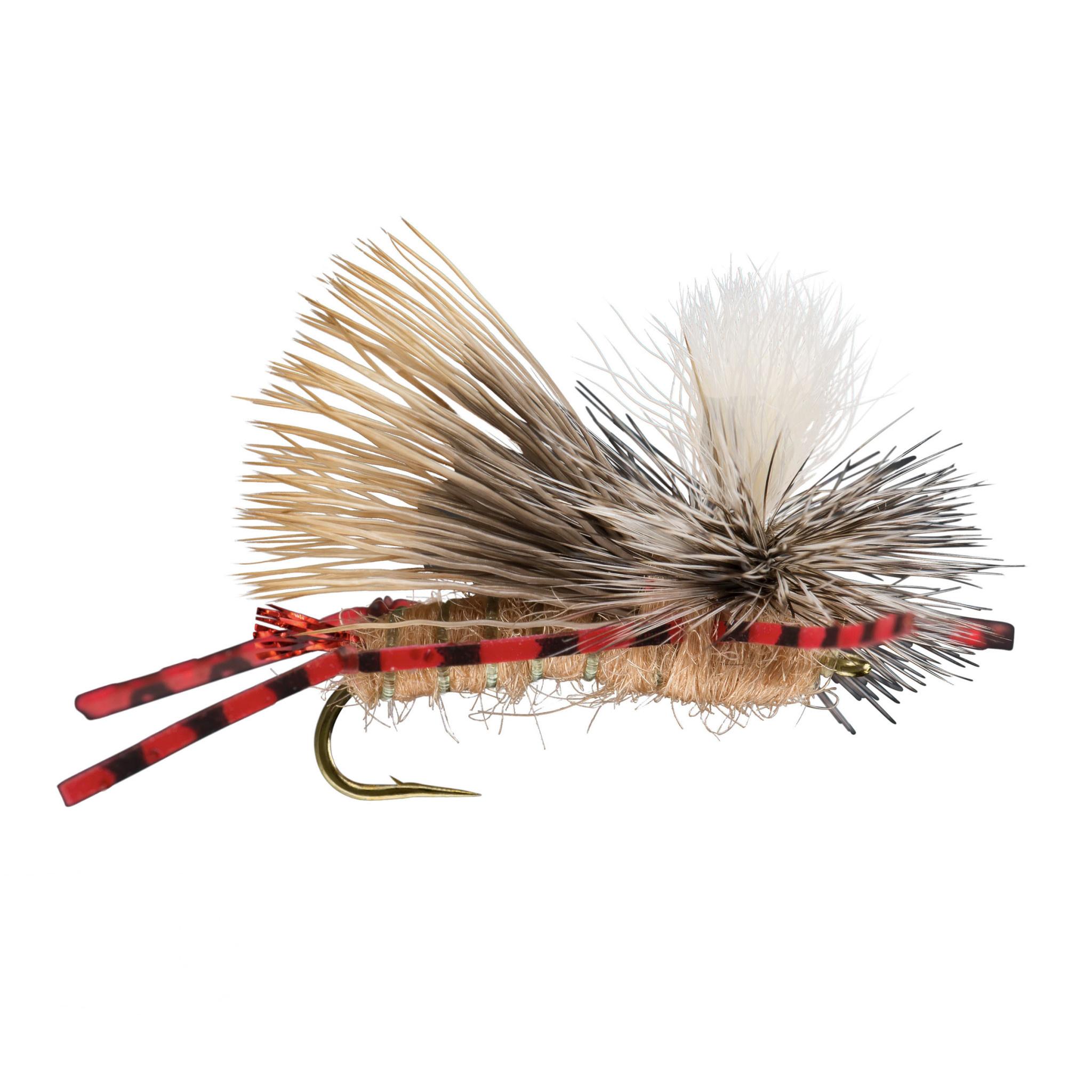 Parachute Hopper Tan w/Red Legs