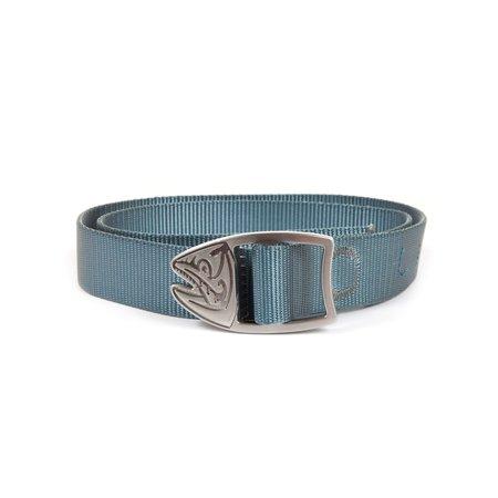 Fishpond Trucha Webbing Belt Tidal Blue