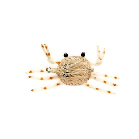 Alphonse Crab Tan Sz 4