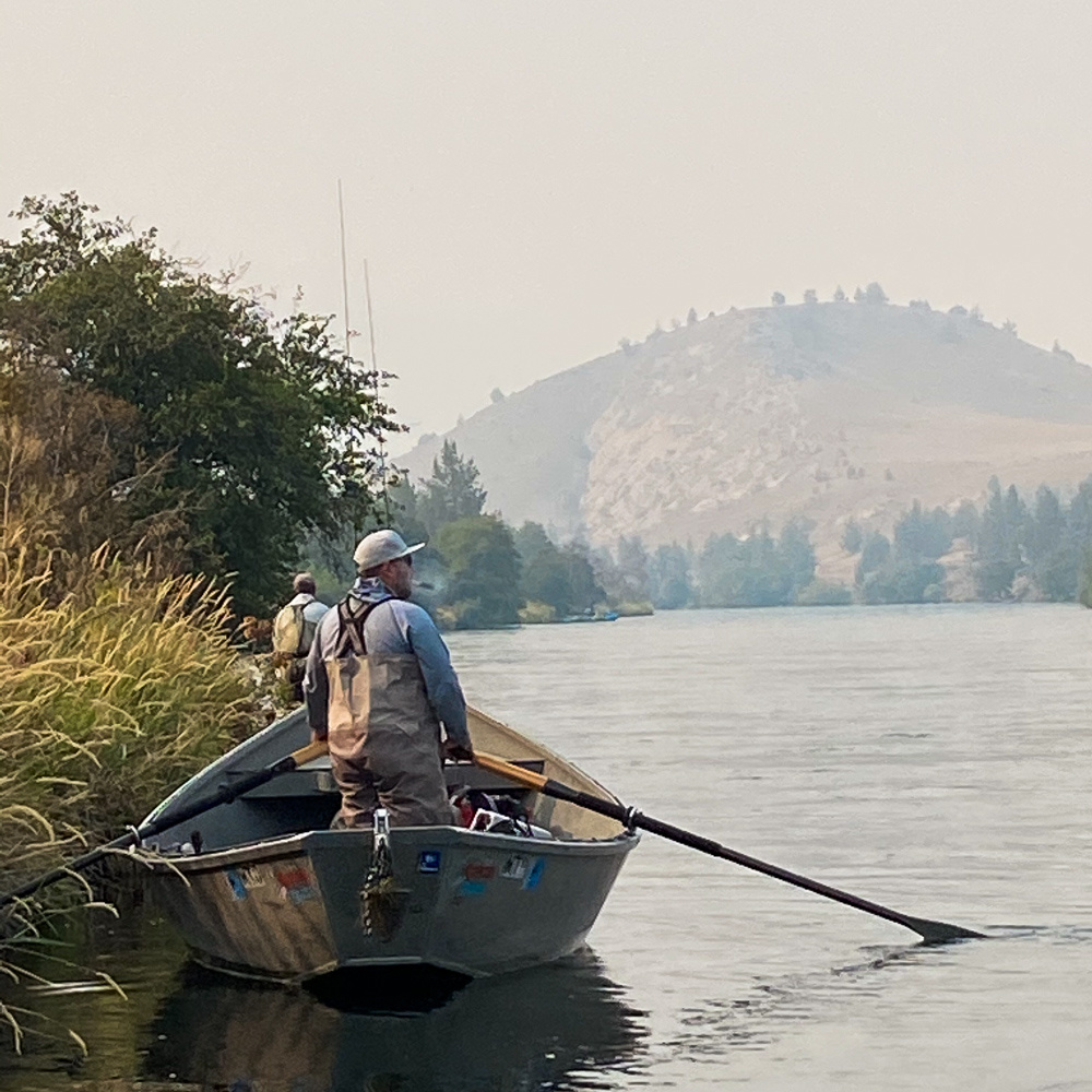 What happens on the Deschutes, stays on the Deschutes