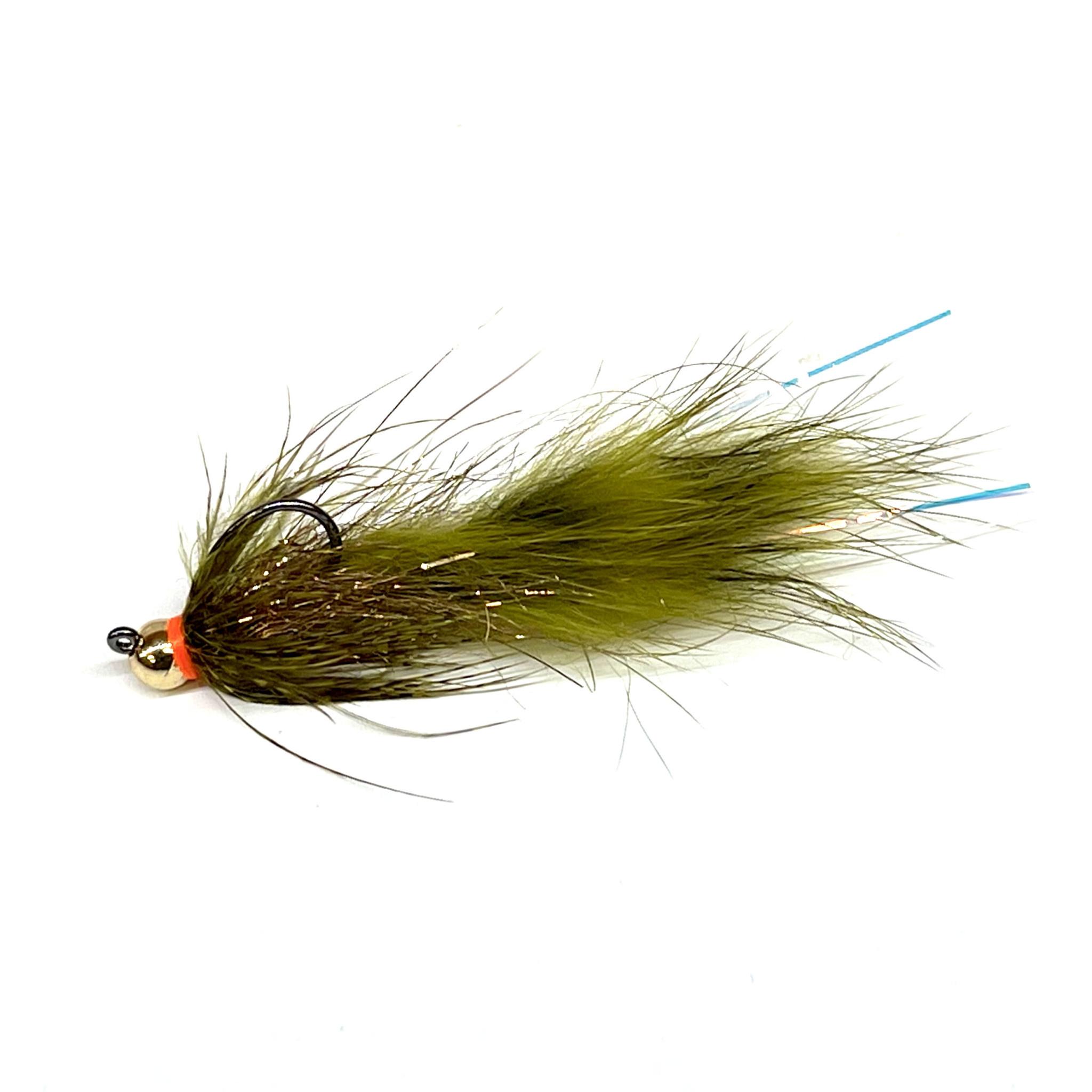 Glitterbomb Sculpin Fly Tying Kit