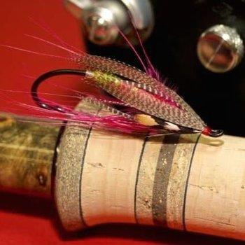 CF Burkheimer Spey Rod