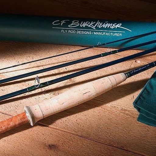 CF Burkheimer Trout Rod (DAL)