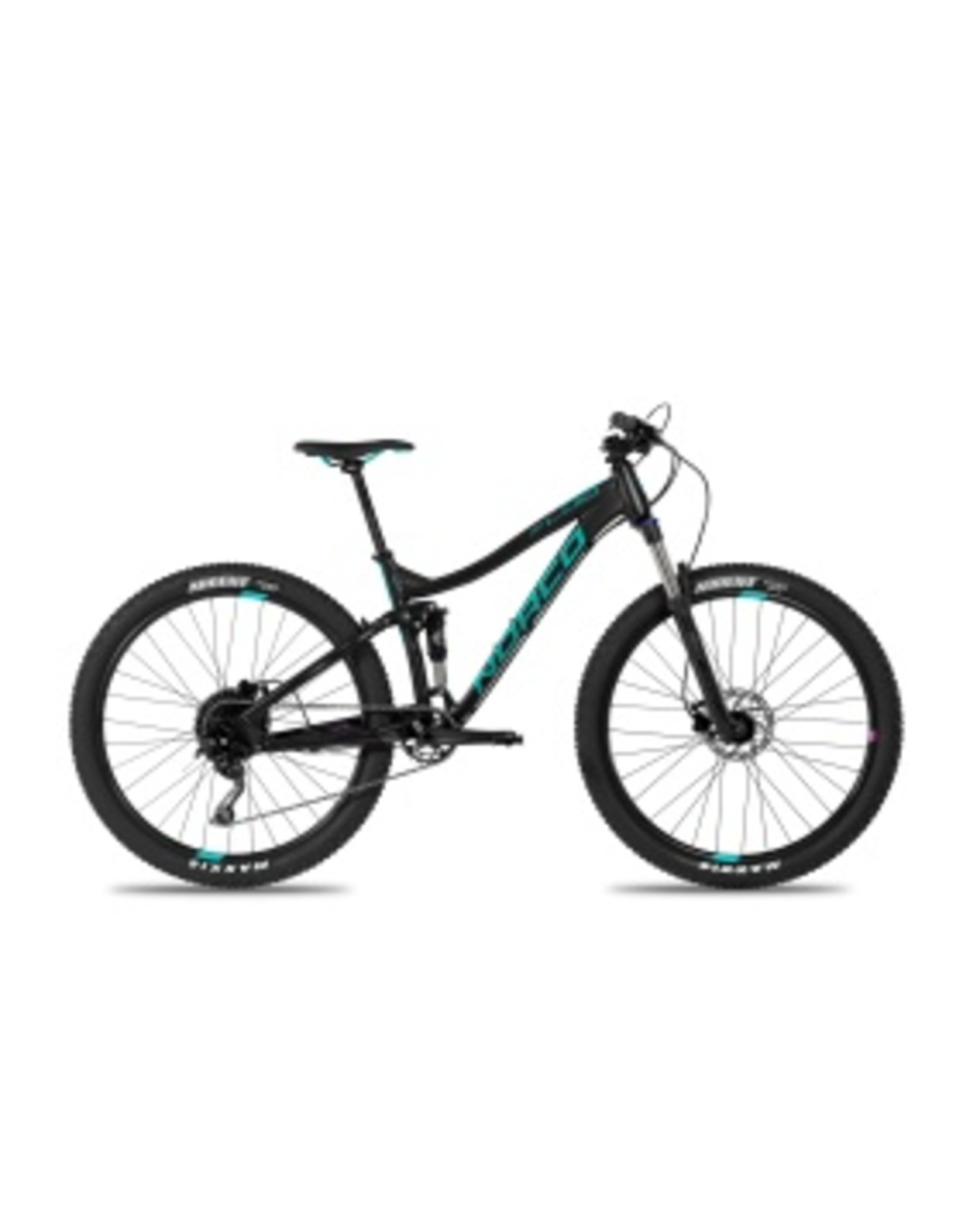 Norco FLUID 3 FS W BLACK/BLUE/PURPLE XS