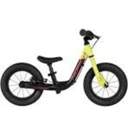 "Norco NINJA RUNBIKE 12"" BLACK/FLUORESCENT YELLOW/RED"