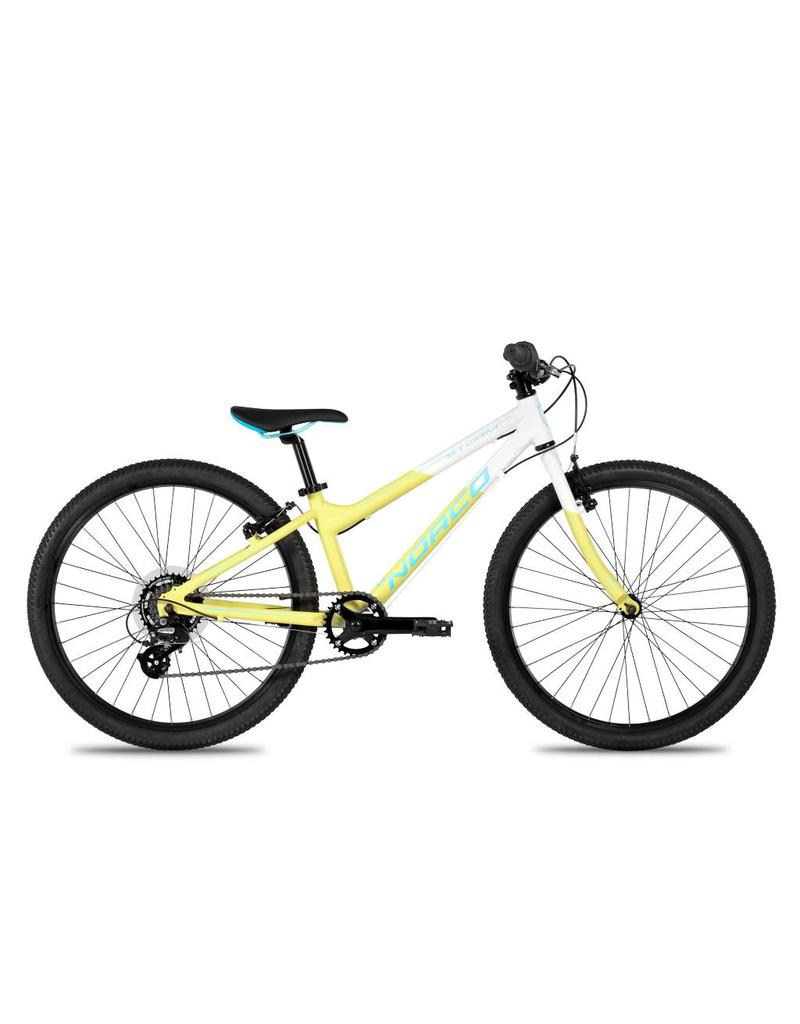 "Norco STORM 4.3 A 24"" YEL/WHT/BLUE YELLOW/WHITE/BLUE"