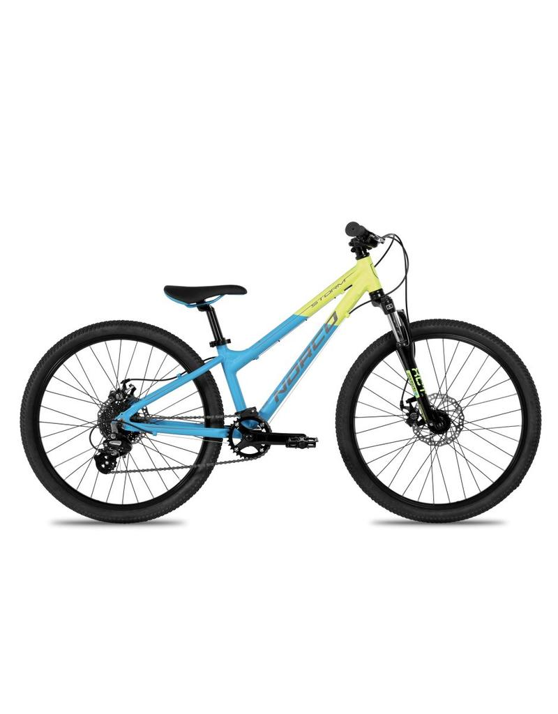 "Norco STORM 4.1 24"" CYAN/F.YELLOW"