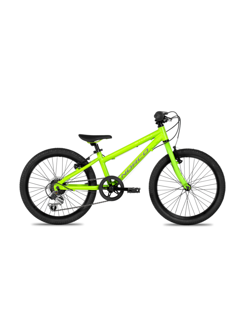 """Norco STORM 2.3 ALLOY 20"""" GREEN GREEN"""