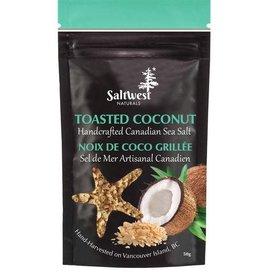 Saltwest Organic Toasted Coconut