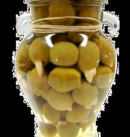 Olives Almond Stuffed Manzanilla Olives  20 oz