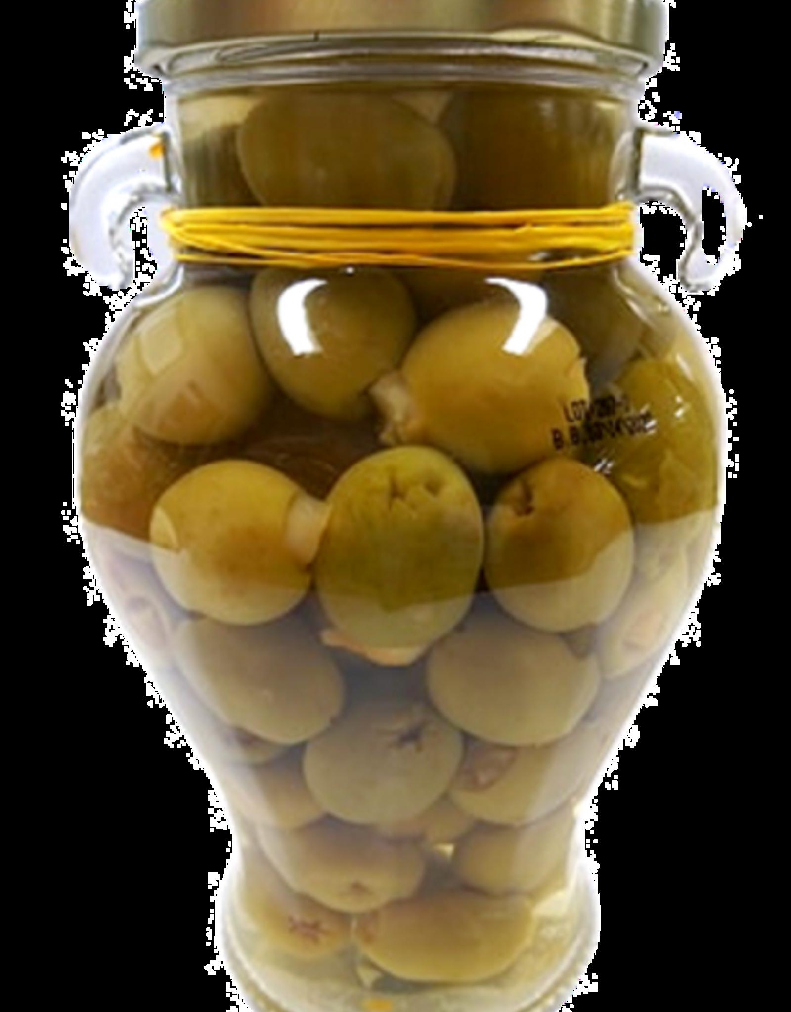Olives Lemon Stuffed Manzanilla Olives  20 oz