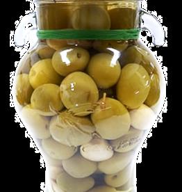 Olives Rosemary Garlic Stuffed Manzanilla Olives  20 oz