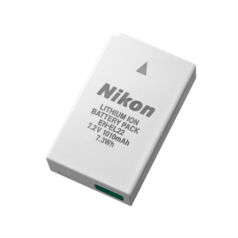 Nikon Nikon battery EN-EL22 (uses MH-27/MH-29 charger)