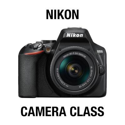 Nikon DSLR Photography Basics