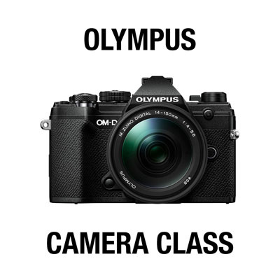 Advanced Short Course on Olympus OM-D Cameras