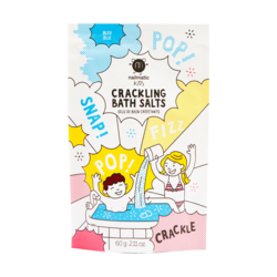 Nailmatic Kids Crackling Bath Salts Blue