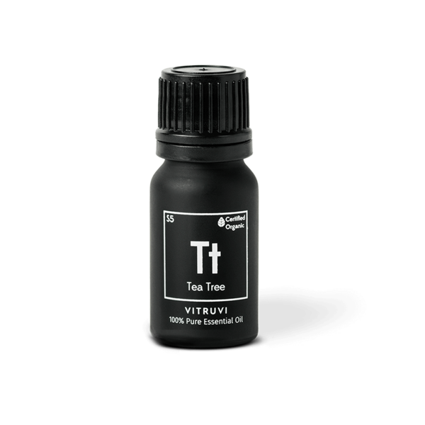 Vitruvi Organic Tea Tree Essential Oil