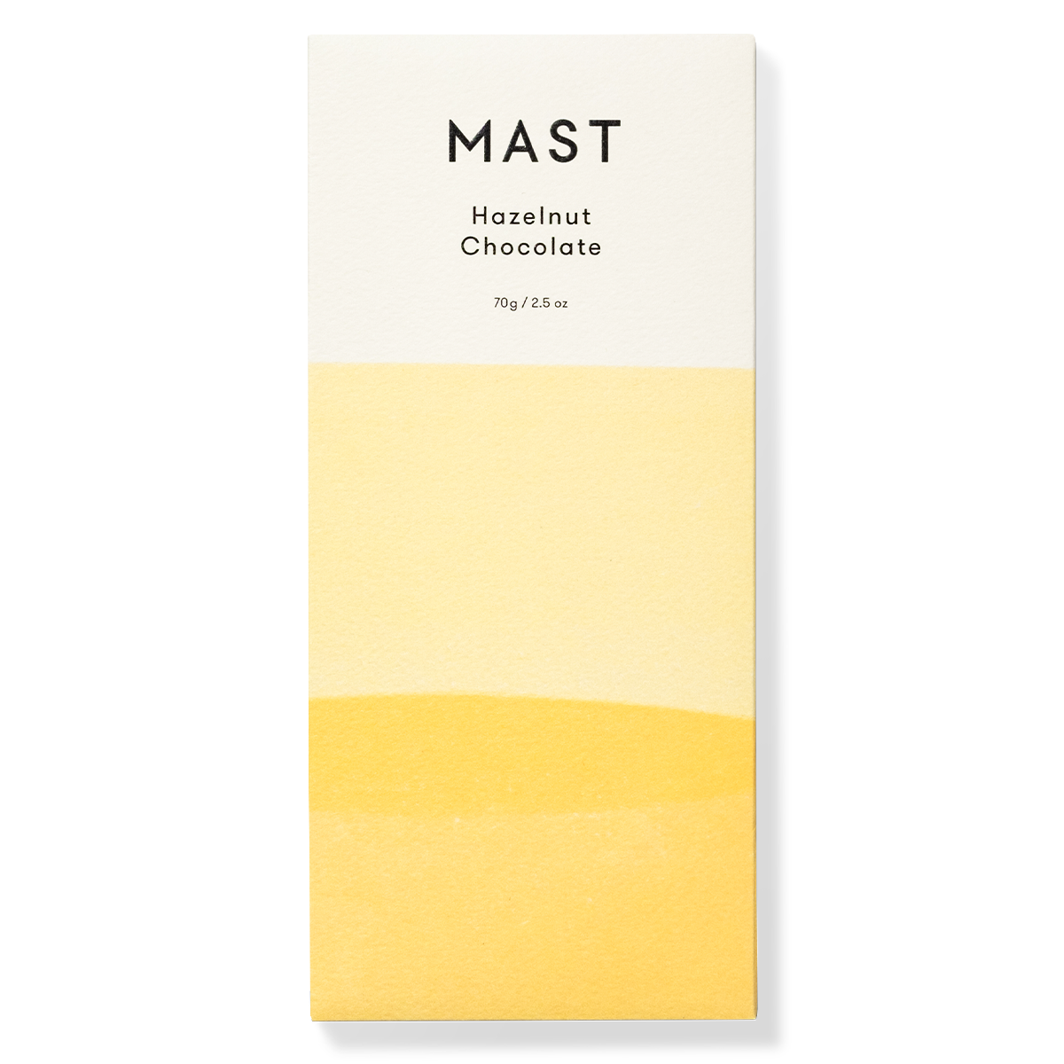 Mast Organic Hazelnut Chocolate Bar