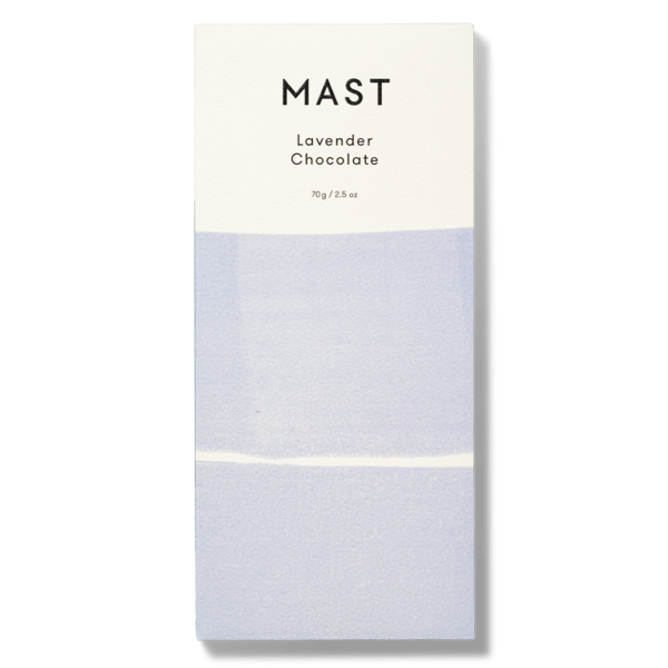 Mast Organic Lavender Chocolate Bar