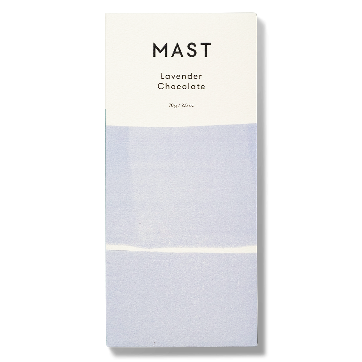 Mast Organic Lavender Chocolate Bar