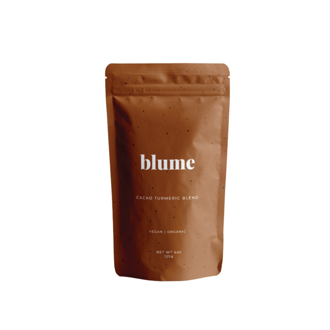 Blume Cacao Turmeric Blend