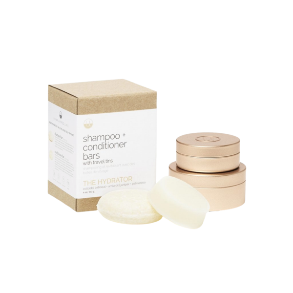 Unwrapped Life Hydrator Shampoo + Conditioner Travel Pack