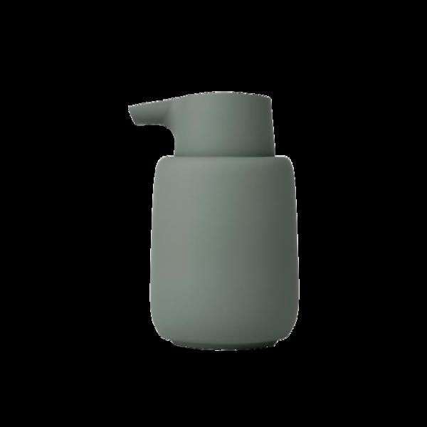 Blomus Sono Soap Dispenser - Agave Green