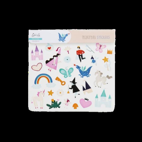 Olli Ella Playpa Stickers - Fairytale