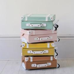 Olli Ella See Ya Suitcase - Rust
