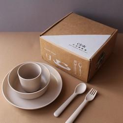 Cink Bamboo Toddler Giftbox - Fog