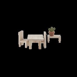 Olli Ella Holdie Furniture - Dining Room Set