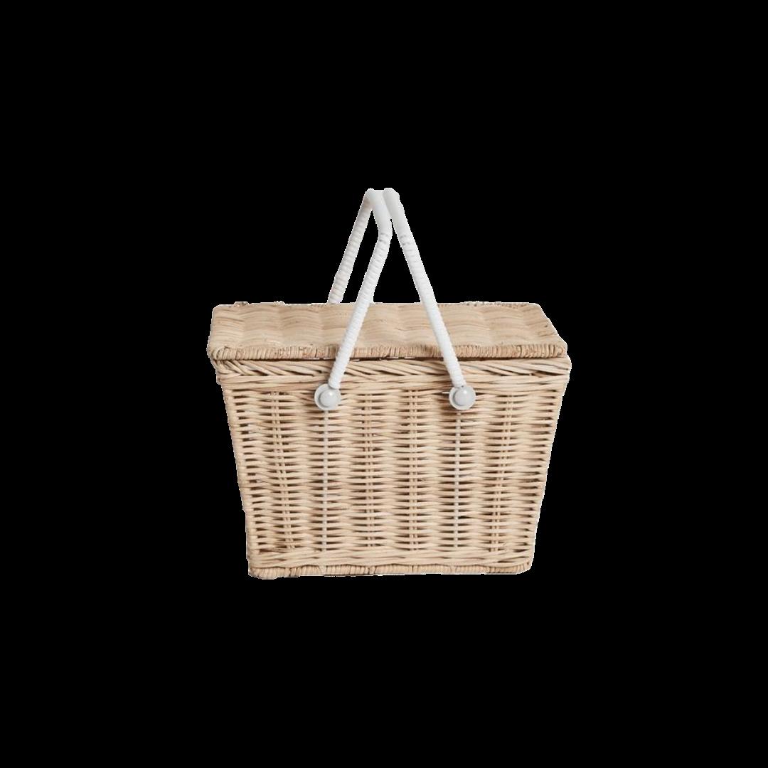 Olli Ella Piki Basket - Straw