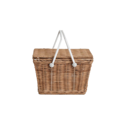 Olli Ella Piki Basket - Natural