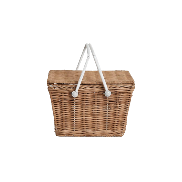 Olli Ella Piki Basket - Natural