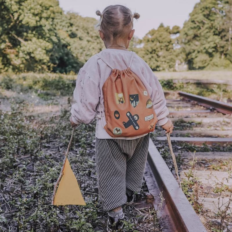 Olli Ella Play'n Pack - Forest