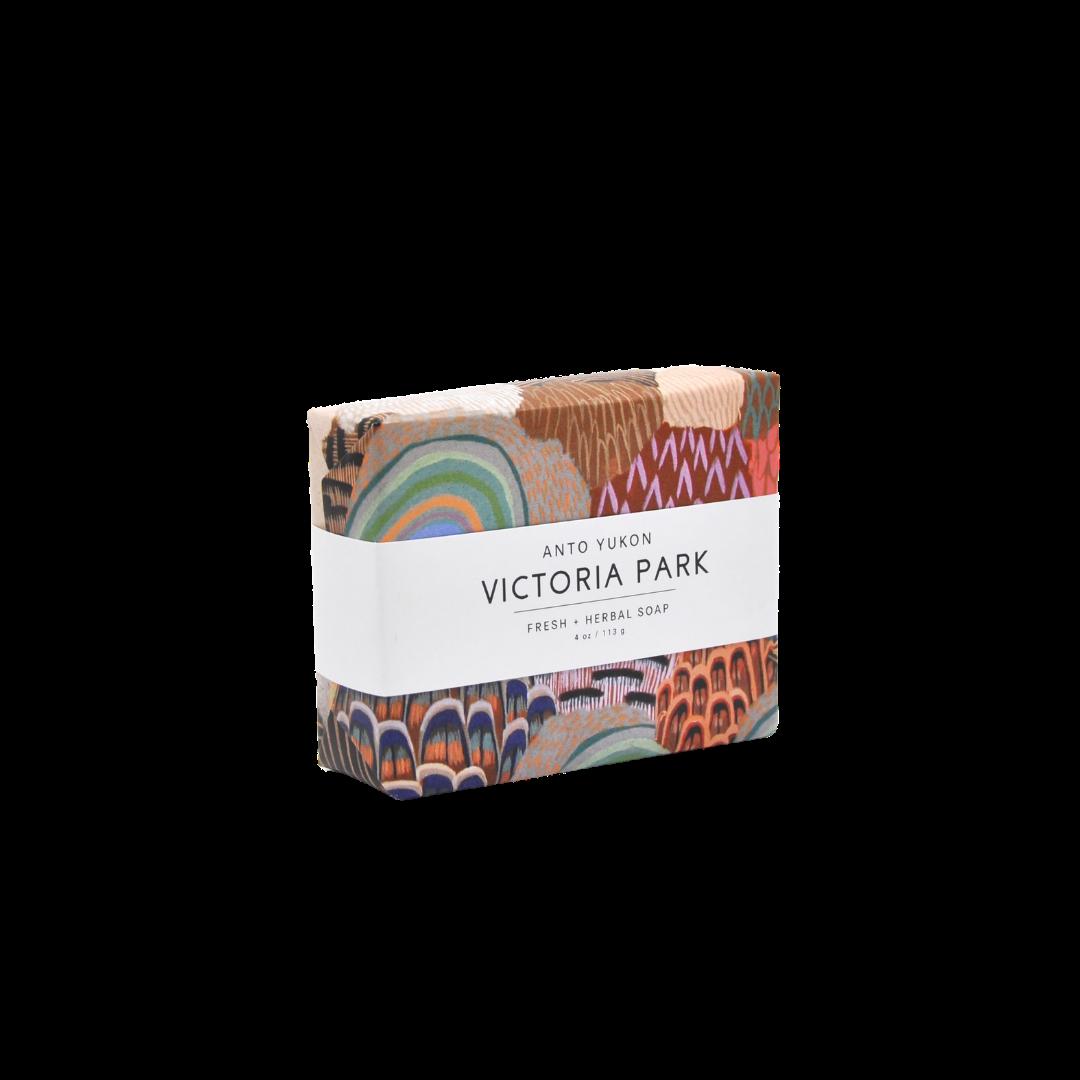 Anto Yukon Natural Soap - Victoria Park