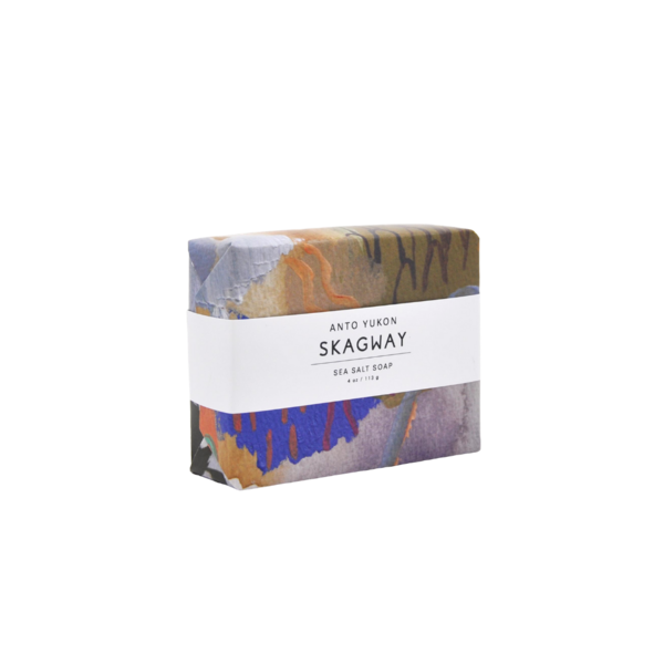 Anto Yukon Natural Soap - Skagway
