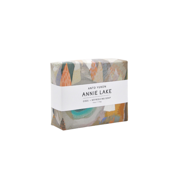 Anto Yukon Natural Soap - Annie Lake