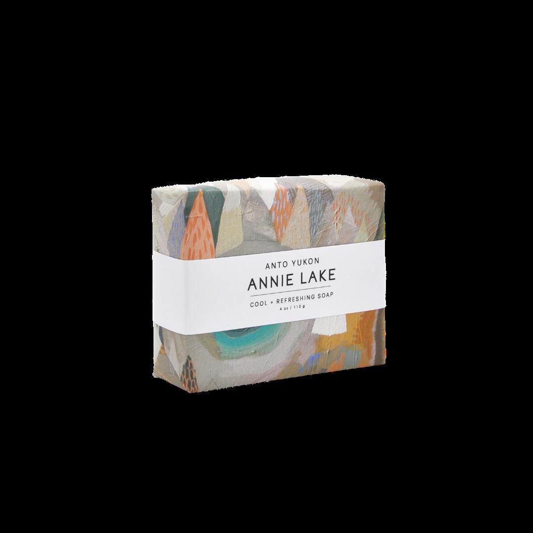 Anto Yukon Natural Soap - Annie Lake