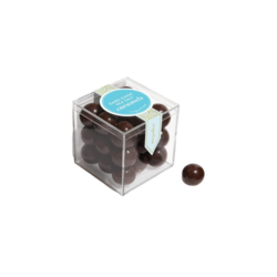 Sugarfina Dark Chocolate Sea Salt Caramels Candy Cube