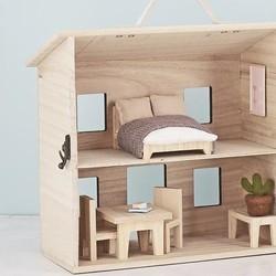Olli Ella Holdie Furniture - Double Bed Set