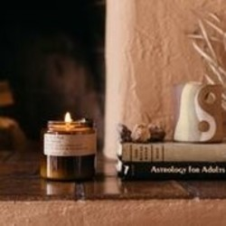 P. F. Candle Co. Pinon Soy Candle