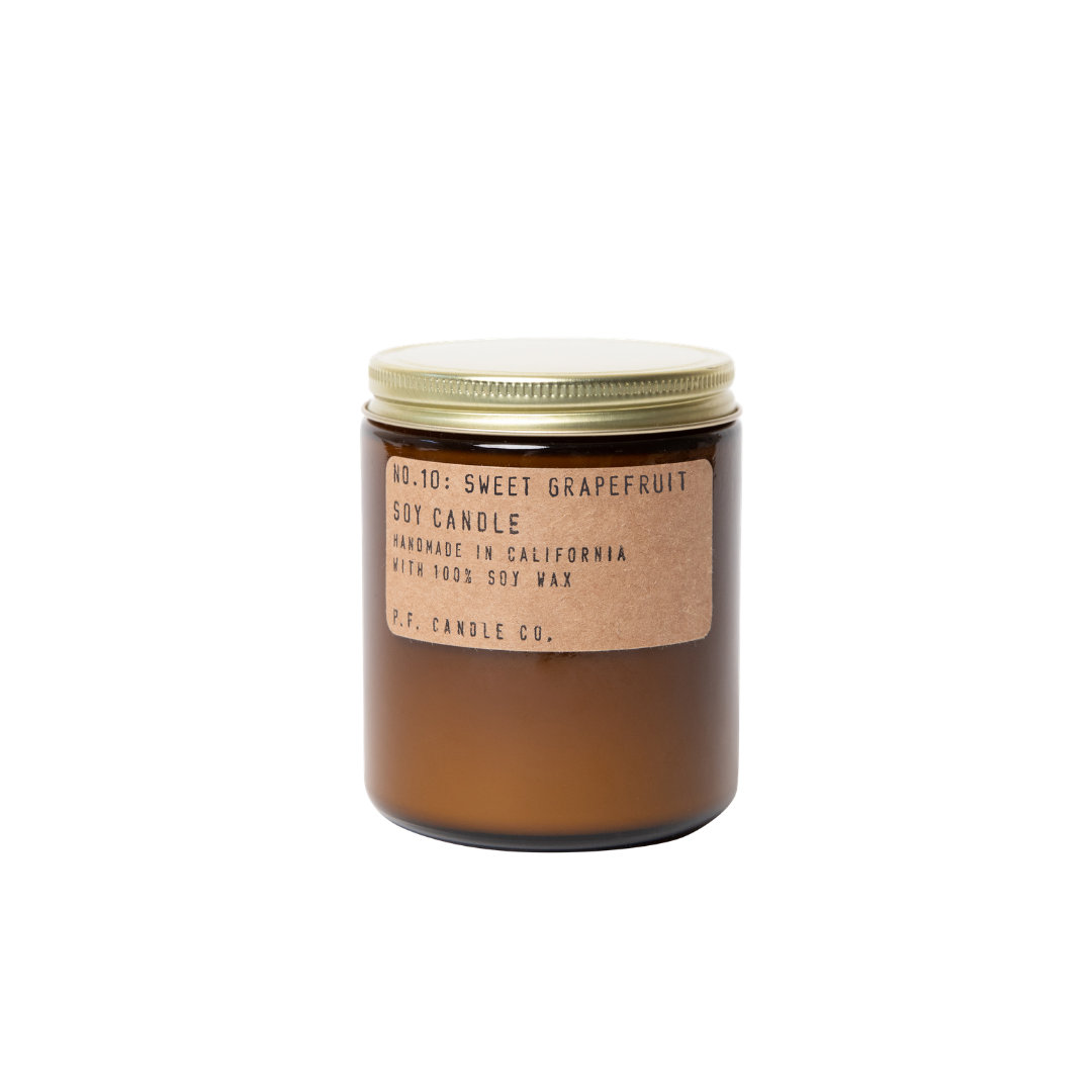 P. F. Candle Co. Soy Candle Sweet Grapefruit - 7.2 Oz