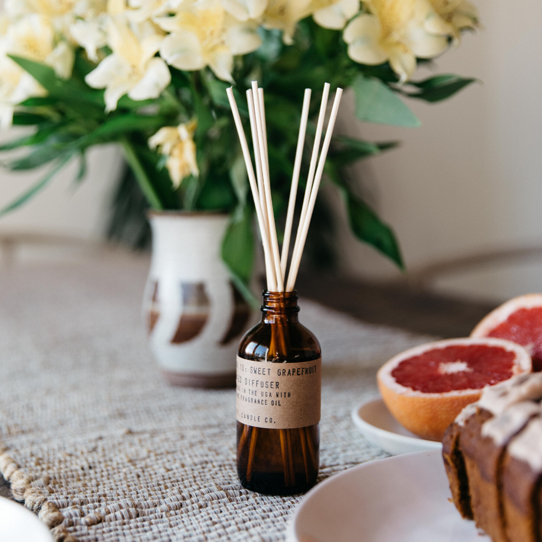 P. F. Candle Co. Sweet Grapefruit Reed Diffuser