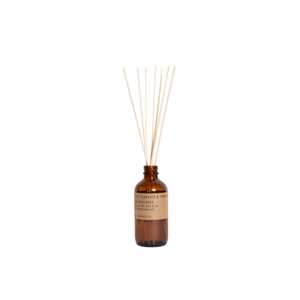 P. F. Candle Co. Teakwood & Tobacco Diffuser