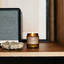 P. F. Candle Co. Teakwood & Tobacco Soy Candle