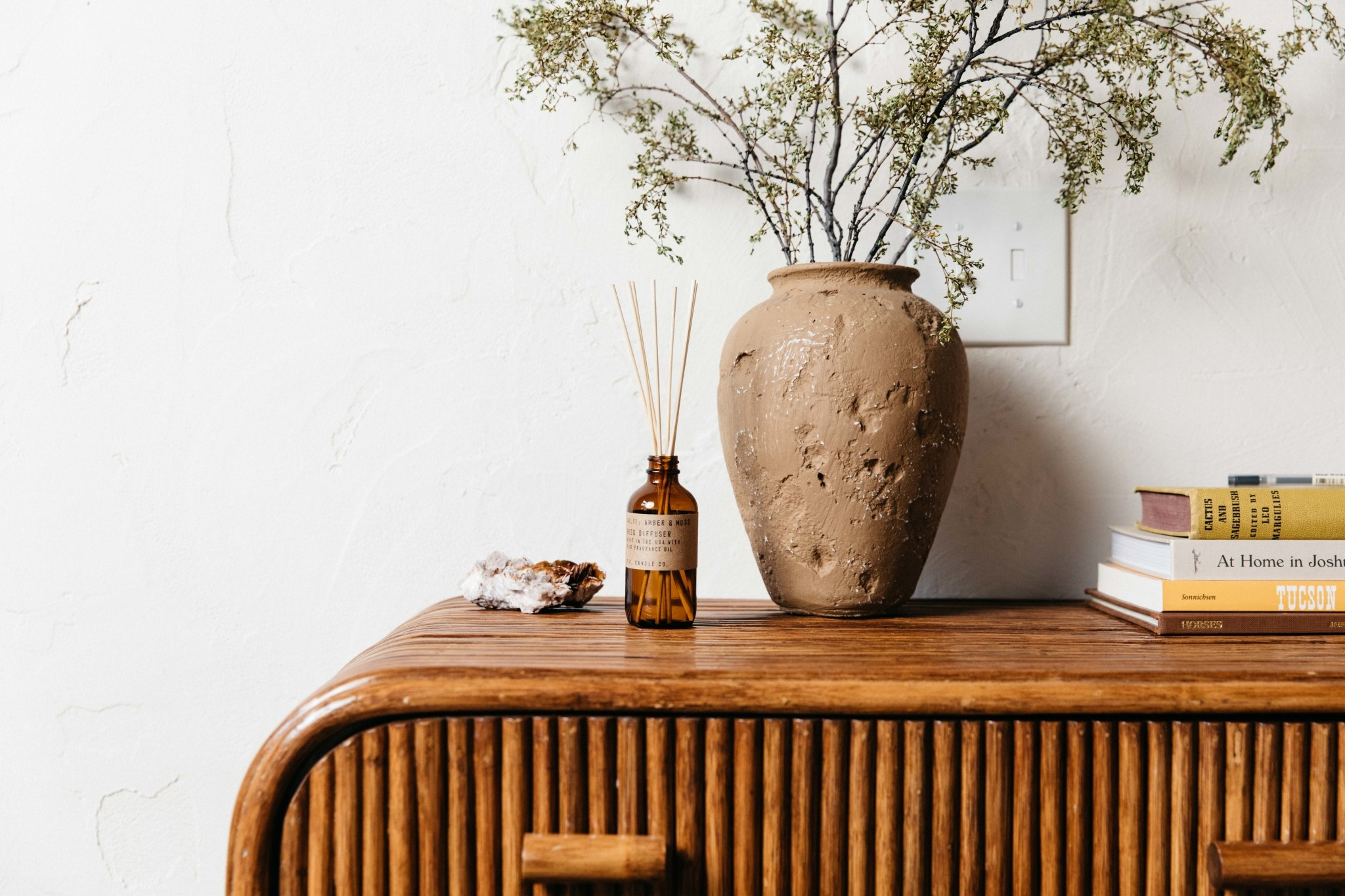 P. F. Candle Co. Amber & Moss Diffuser