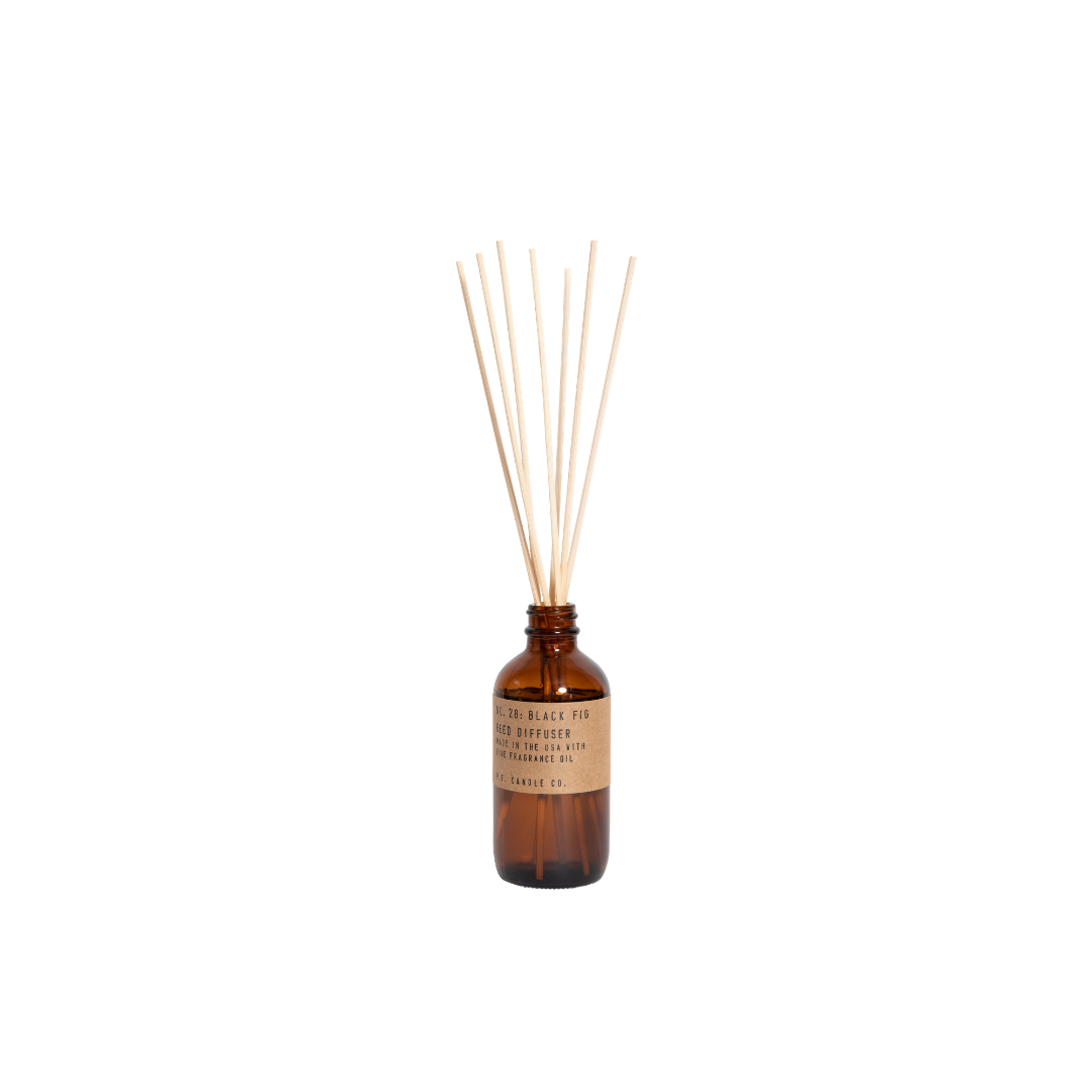 P. F. Candle Co. Black Fig Reed Diffuser