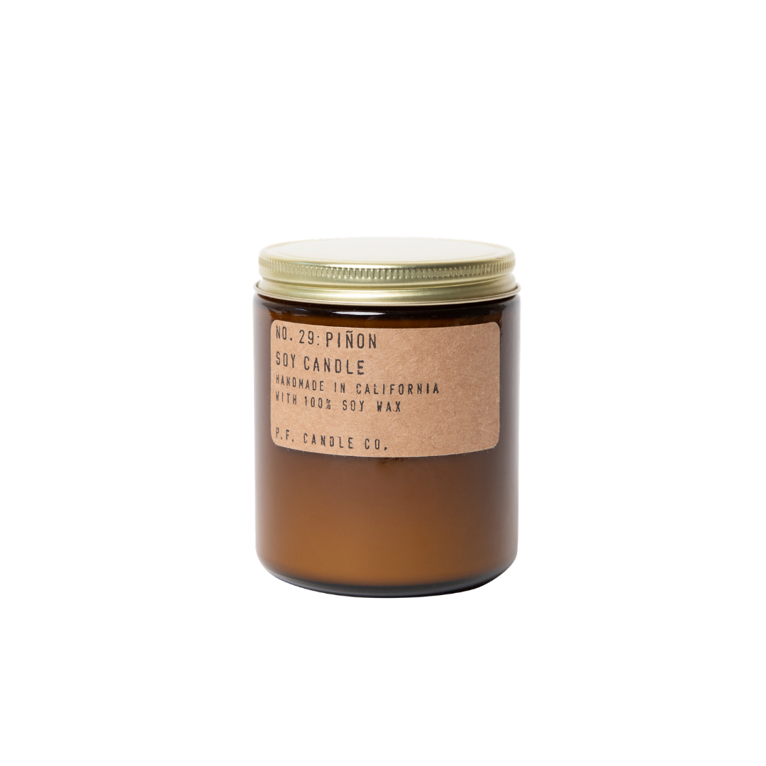 P. F. Candle Co. Soy Candle Pinon - 7.2 Oz
