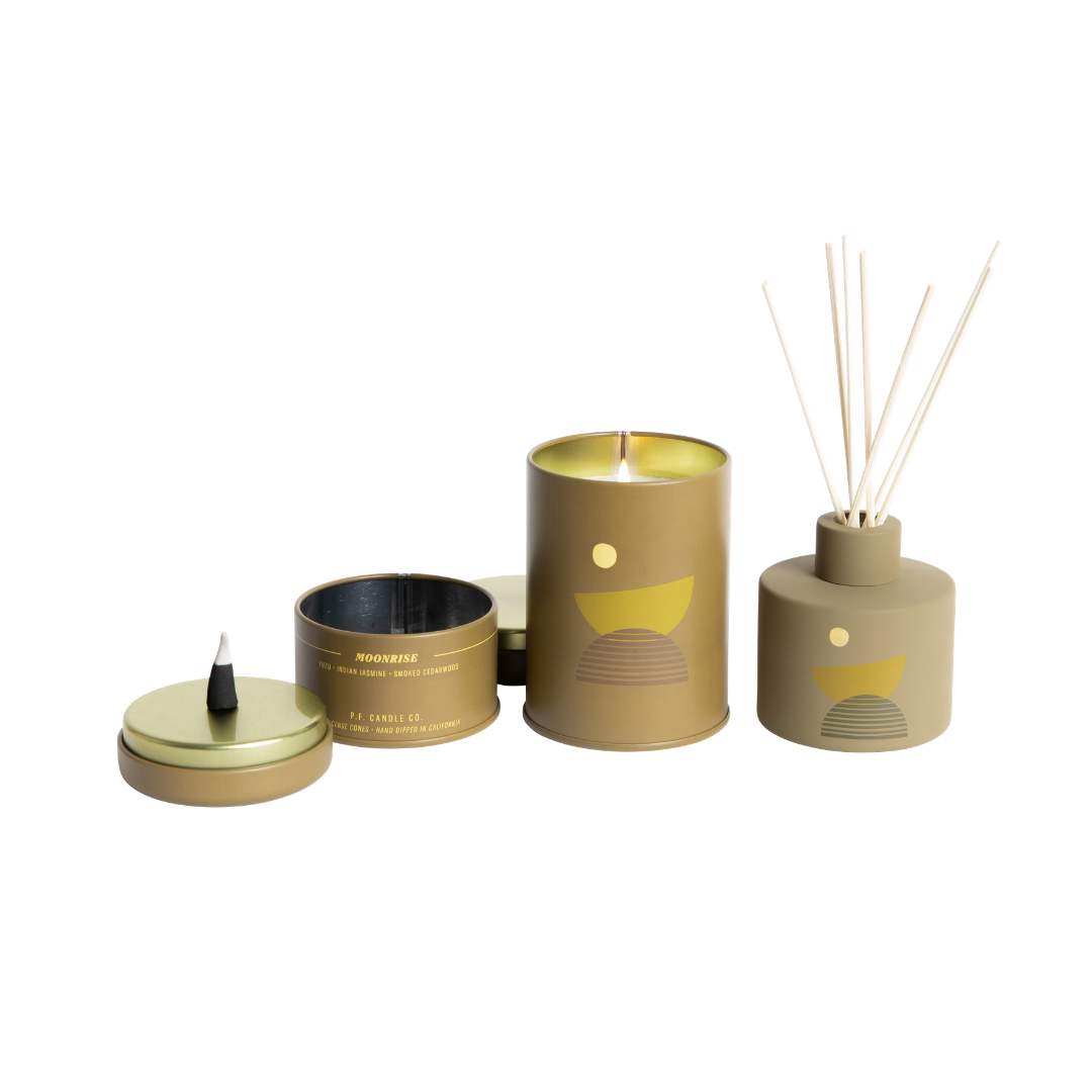 P. F. Candle Co. Sunset Collection Reed Diffuser Moonrise
